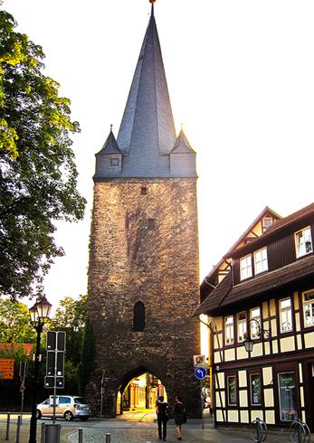 Башня Вестернтортурм
