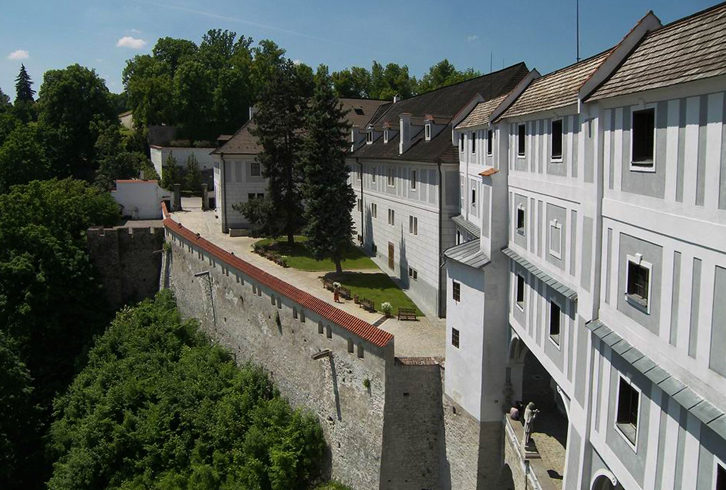 Замковый барочный театр