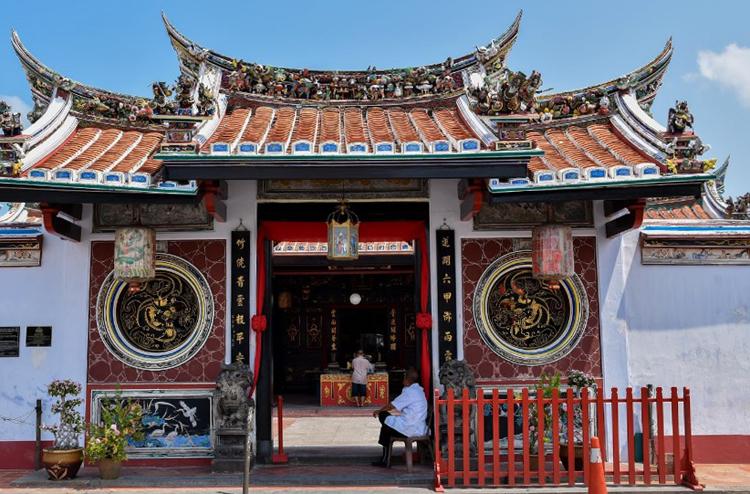 Храм Ченг Хун