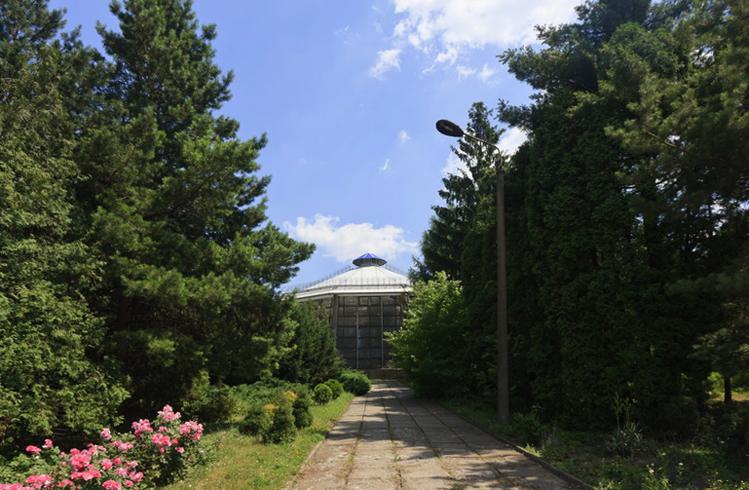 Ботанический сад Днепропетровского национального университета