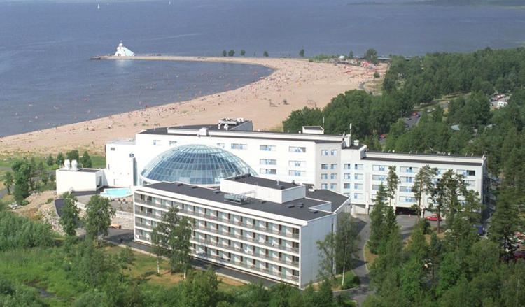 Спа-Отель «Эдем»