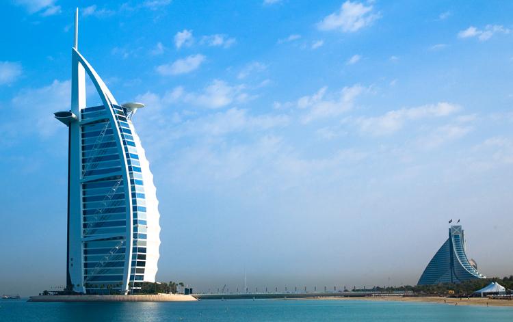 Отель Бурдж Аль Араб