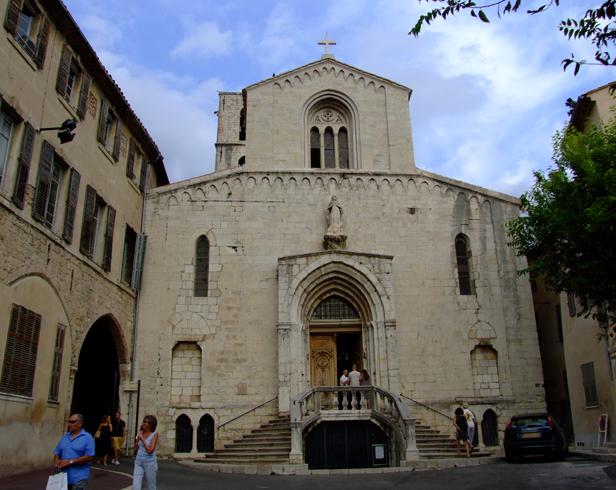 Кафедральный собор Нотр-Дам-де-Пюи