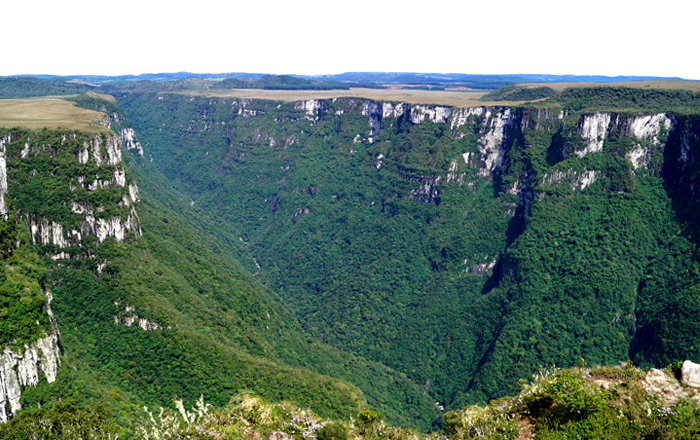 Каньон Форталеза