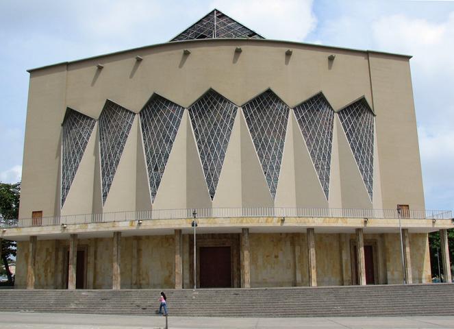 Кафедральный собор Королевы Марии в Барранкилье