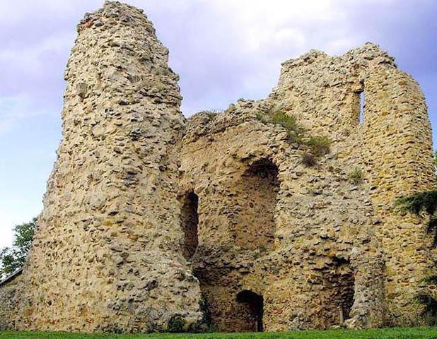 Замок Сории