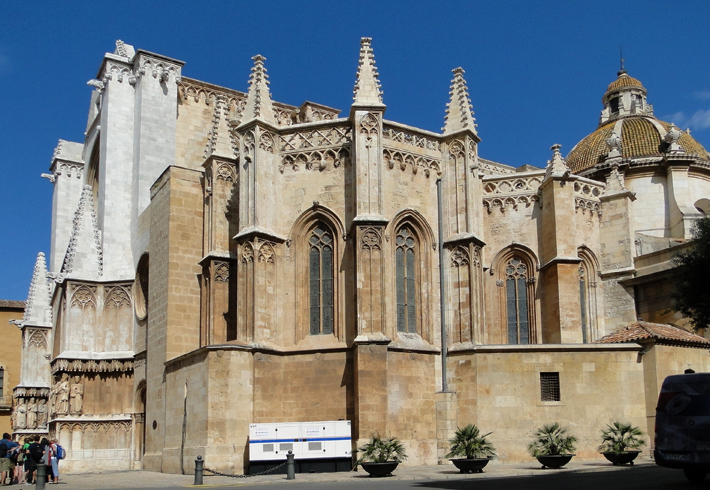 Кафедральный собор Таррагоны