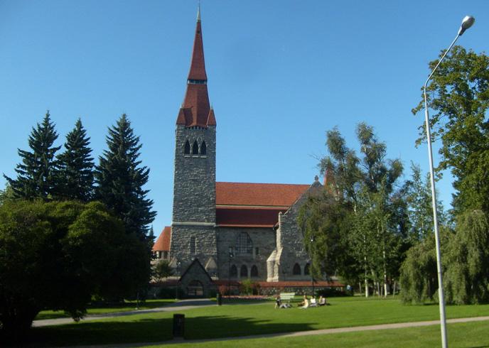 Кафедральный собор Тампере