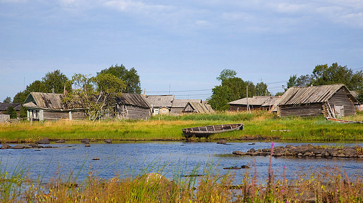 Село Колежма