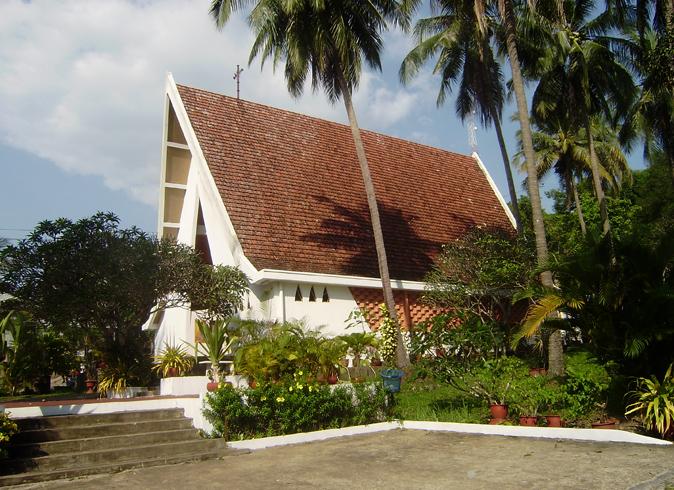 Католический храм Святого Михаила