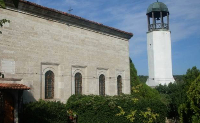 Церковь святого Николая Чудотворца