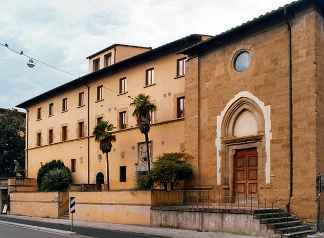 Монастырь св. Антония Великого