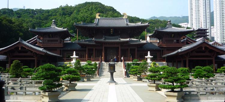 Монастырь Чи Линь