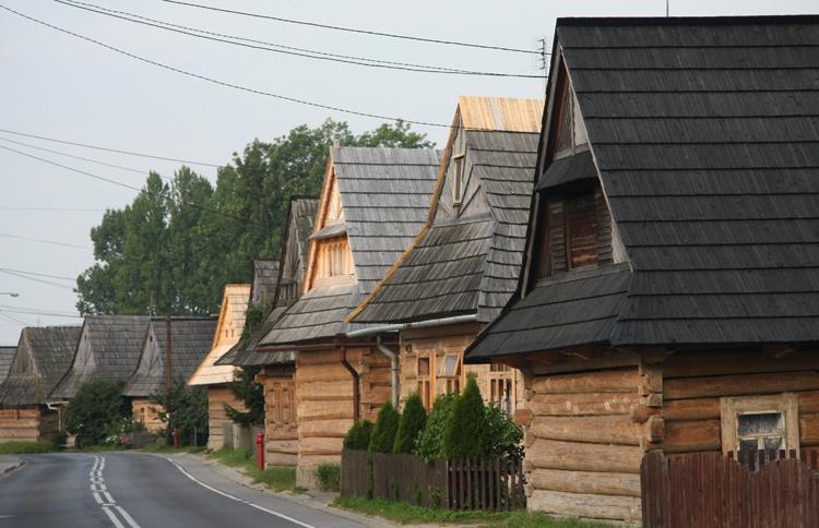 Деревня Хохолув