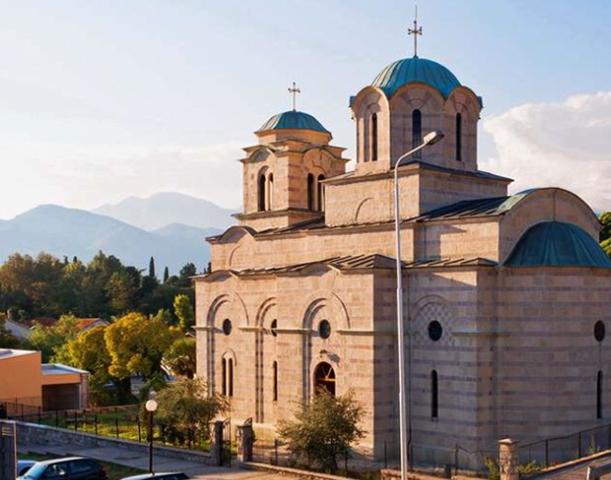 Церковь святого Саввы