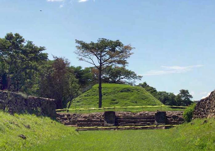 Aрхеологический объект Пипиль-Чиуатан
