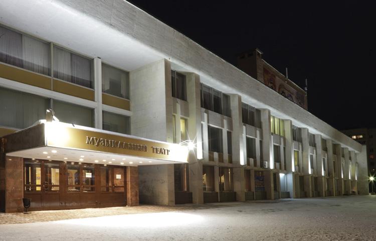 Северский музыкальный театр