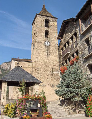 Церковь Святого Корнелия и Святой Чебрии