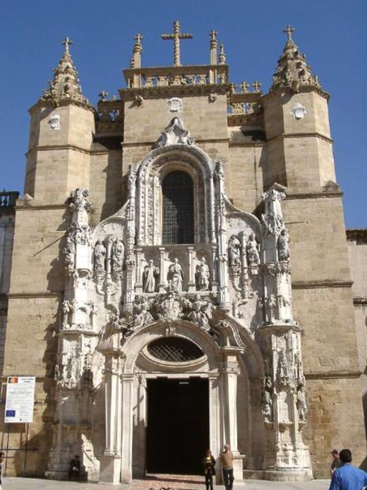 Церковь Санта-Круш