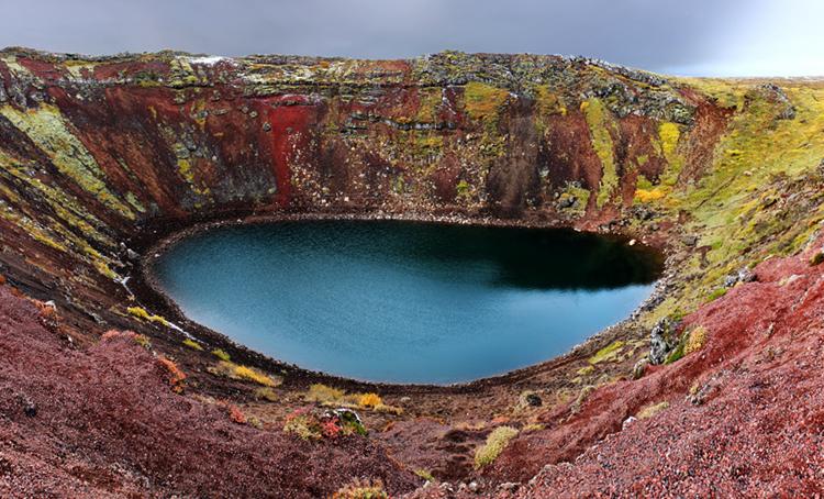 Озеро Керид