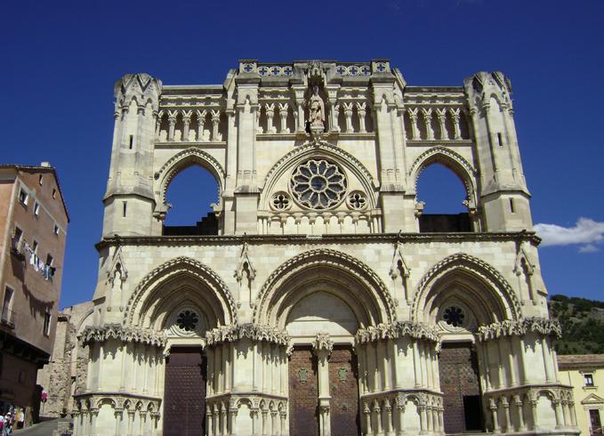 Готический кафедральный собор