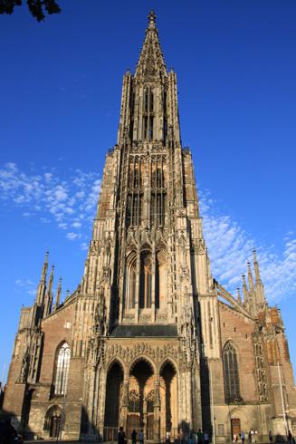 Кафедральный собор Ульма