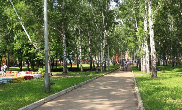 Парк культуры и отдыха имени Ю.А.Гагарина