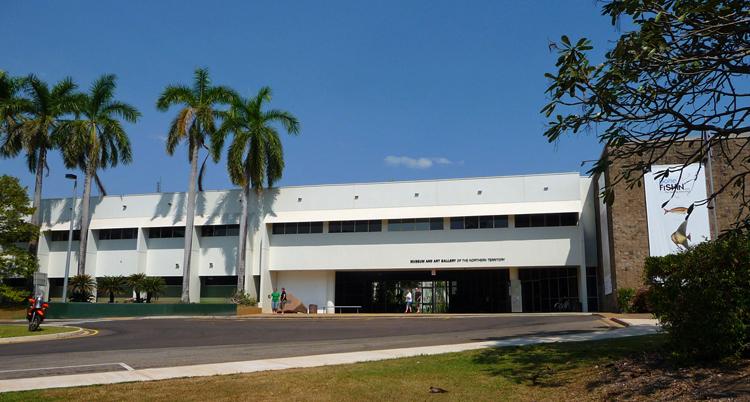 Музей и Художественная Галерея Северной Территории