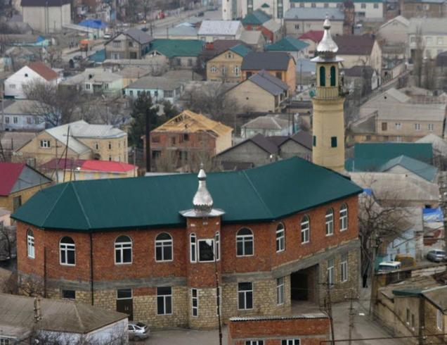 Альбурикентская мечеть