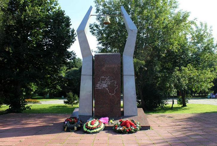 Мемориал «Погибшим деревням»