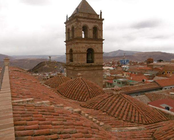 Монастырь святого Франциска в Потоси