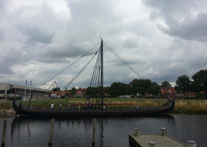 Музей корабля викингов