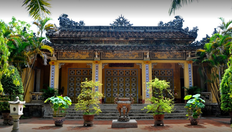 Национальная пагода Дьеу Де