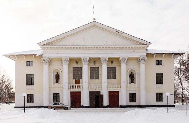 Дом культуры имени Молодцова