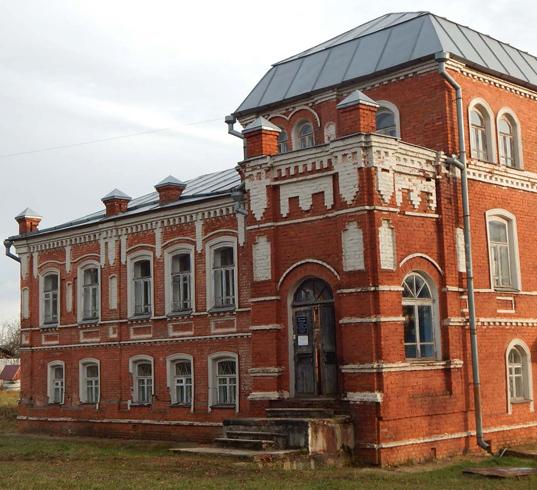 Дом-музей Клычкова