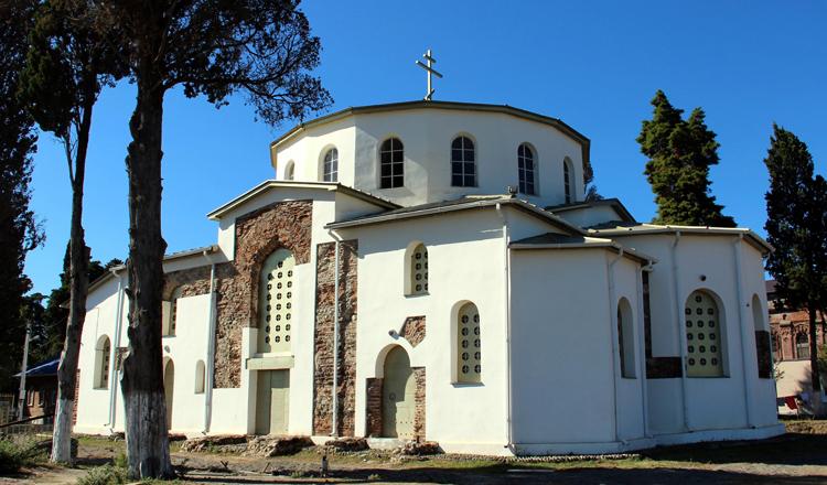 Византийский храм Дранда