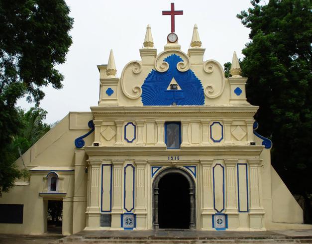 Церковь Луз