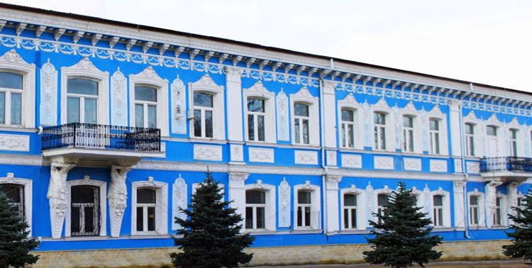 Дагестанский государственный объединённый исторический и архитектурный музей
