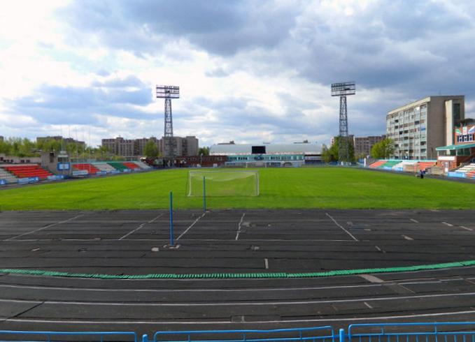 Стадион «Нефтехимик»