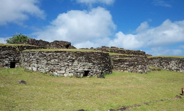 Древнее поселение Оронго