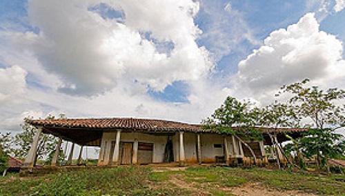Ранчо Пабло Эскобара