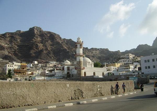 Мечеть Абдуллы Аль-Идруса