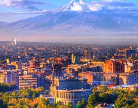Достопримечательности Еревана и окрестностей