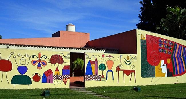 Художественная галерея «Эль-Арбол-де-Диос»
