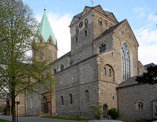 Церковь Святого Лютгера