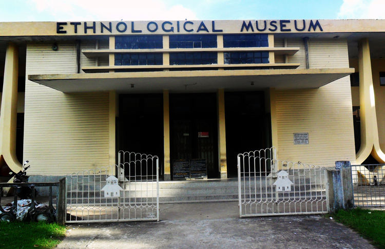 Этнологический музей Читтагонга