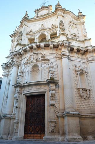 Церковь Сан-Маттео