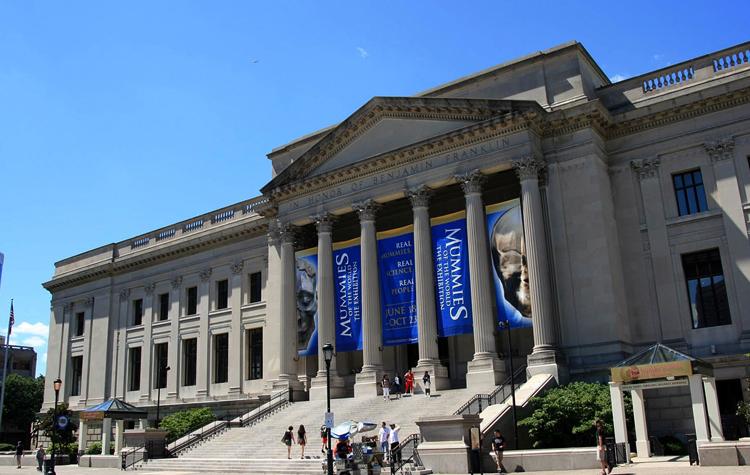 Музей науки «Франклин Институт»