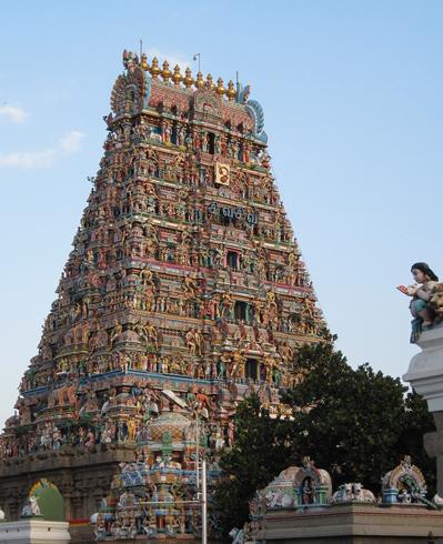 Храм Капалеесварар