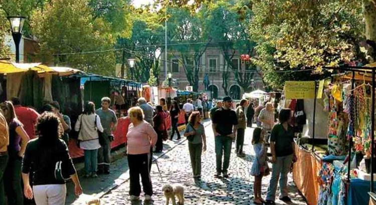 Рынок Фериа-де-сан-Тельмо